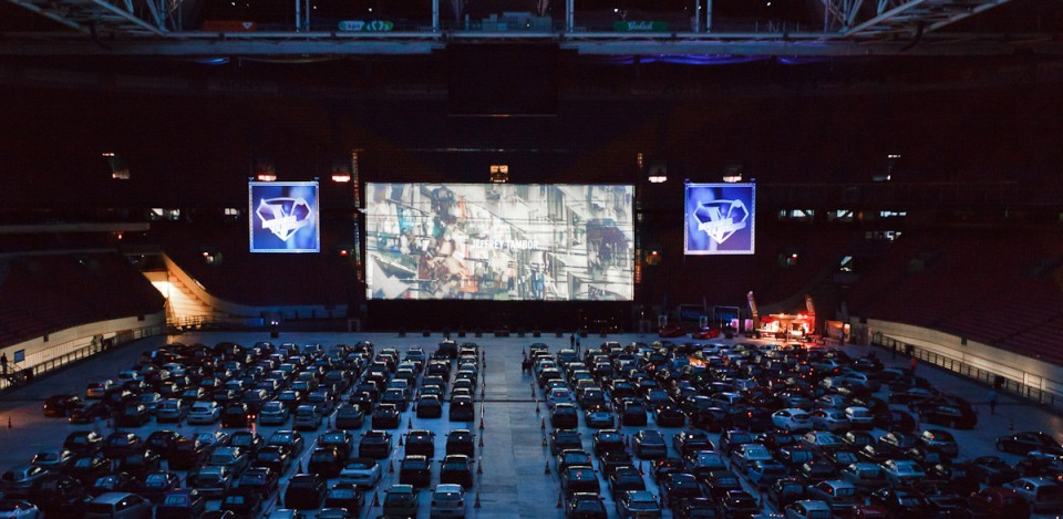 AVeronica TV Drive In Movie 20110601 223858 Peter Bezemer